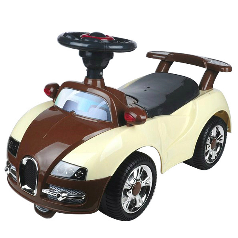 Deluxe-Child-Small-Ride-on-Walk-Car-Toy-Car-Carriage-Stroller-Kids-Balance-Car-Four-Wheel