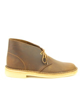 clarks desert boot heren